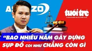 Asanzo Kiện Báo Tuổi Trẻ, CEO Phạm Văn Tam Nói Gì?