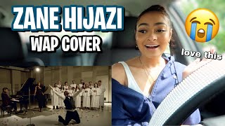 Zane - WAP (Official Music Video Cover) | REACTION (very inspirational..we love that)