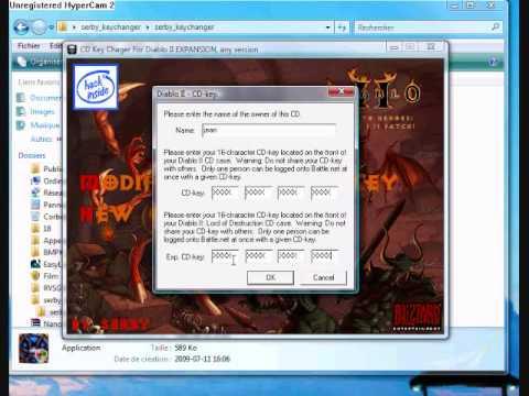 diablo 2 cd key 26 characters