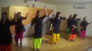 Gabru and Balam pichkari dance by Lakshya Dance Unlimited,gurgaon