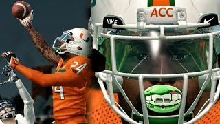 ONE-HANDED RECORD-BREAKING PICK 6! NCAA 14 Road to Glory Gameplay Ep. 52