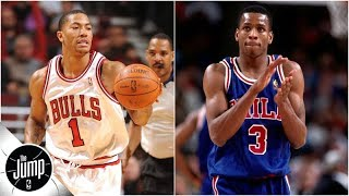 The top 3 rookie crossovers ever (is Iverson on MJ No. 1?)   The Jump