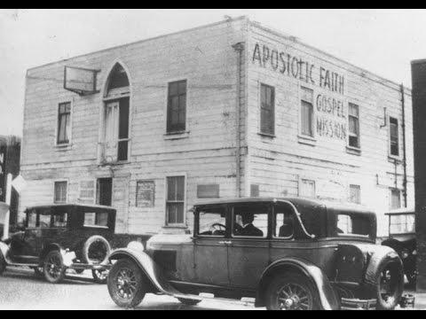 Съживлението на Азуза Стрийт - 1906 - Лос Анджелис