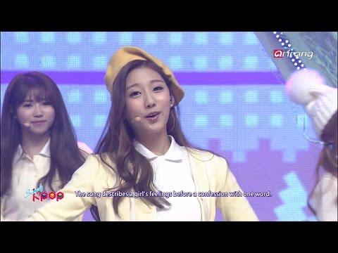 Simply K-Pop _ Lovelyz(러블리즈) _ Ah-Choo _ Ep.196 _ 010116