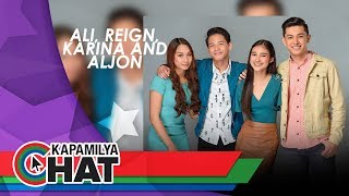 Kapamilya Chat With Ali, Reign, Karina And Aljon For Sandugo