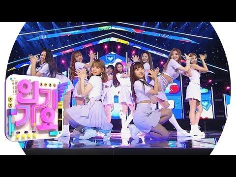 Cherry Bullet(체리블렛) - Really Really(네가 참 좋아) @인기가요 Inkigayo 20190602