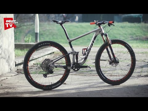 Giant Anthem Advanced Pro 29er 2 2020 MY Build and upgrade
