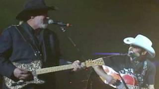 "Ray Benson and Brad Paisley sing ""Miles and Miles of Texas"""