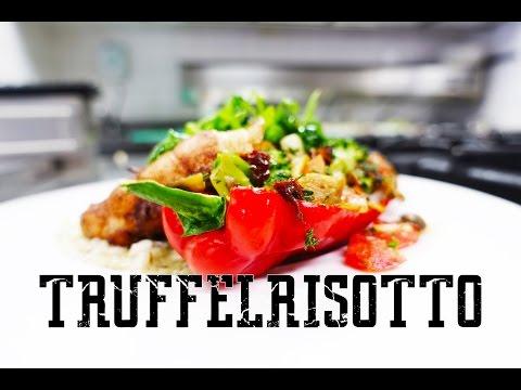 Truffelrisotto op traditionele wijze bereid - Koken met Danny.nl #28