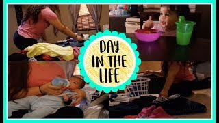 YOUNG MOM OF 2! DAY IN THE LIFE! | Chelsea Rios