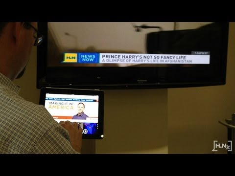 2013 tech trends: Second screen revolution - YouTube