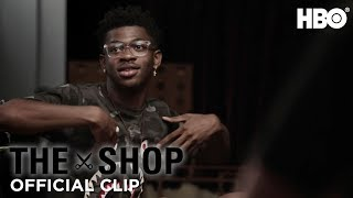The Shop: UNINTERRUPTED | Lil Nas X on Coming Out (Season 2 Episode 3 Clip) | HBO