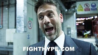 """MAX KELLERMAN REACTS TO DILLIAN WHYTE'S DEVASTATING KNOCKOUT OF LUCAS BROWNE: """"WHYTE'S A PLAYER"""""""