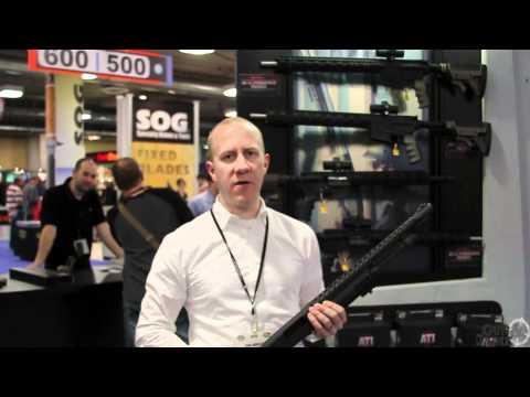 ATI Shotgun Stocks 2012 SHOT Show
