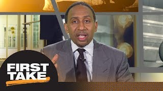 Stephen A. Smith says Steelers loss in preseason is a big deal   First Take   ESPN
