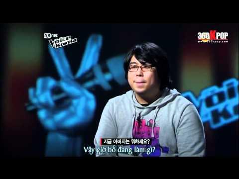 [Vietsub] The Voice of Korea Ep 03 P4/6 [360Kpop.com]