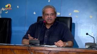 Parakala Prabhakar press meet on I.Y.R. Krishna Rao contro..