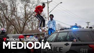 Noticias Telemundo Mediodía, 12 de abril de 2021 | Noticias Telemundo