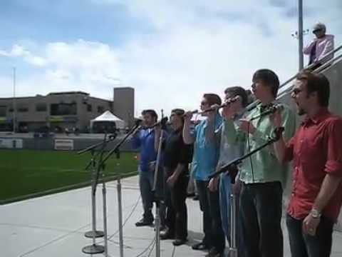 Renegade - National Anthem (arr. Patrick Rose)