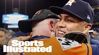 Astros Vet Carlos Beltran Announces Retirement After 20-Year Career | SI Wire | Sports Illustrated