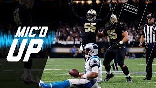Panthers vs. Saints Mic'd Up