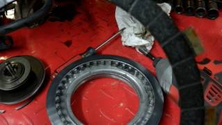 Modifying the Air Intake on a 1500 Kawasaki Fuel Injected Engine To