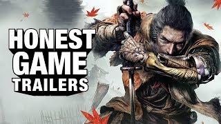 Honest Game Trailers   Sekiro