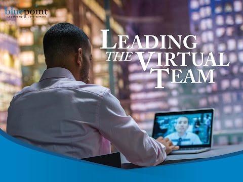 Webinar: Leading the Virtual Team