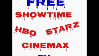 THE BEST LIVE TV ADDON FOR KODI HBO, CINEMAX,SHOWTIME, STARZ .. SUICIDE TV 2.0
