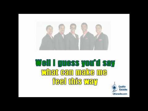 Baixar The Temptations - My Girl (Karaoke Instrumental) w/ Lyrics