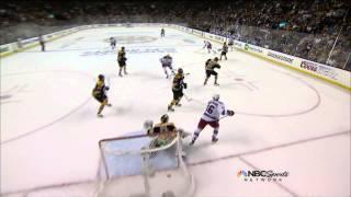 Bruins-Rangers Game 1 2013 Semifinals Highlights 5/16/13