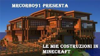 Minecraft costruzioni bellissime for Case bellissime minecraft