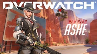 Overwatch - Introducing Ashe