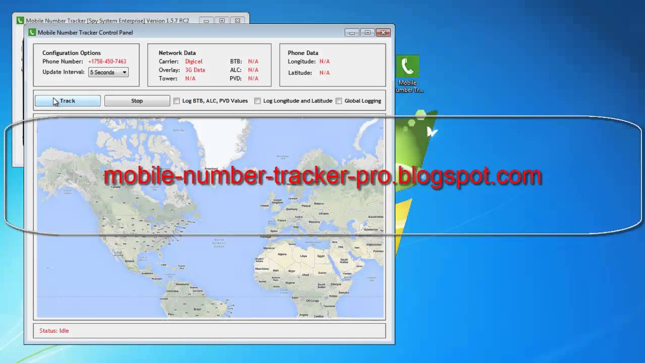 mobile phone number tracking software free download