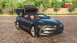 Chevrolet Camaro Convertible 2016 اطلاق شيفرولية ...