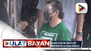 Ilang political analysts, naniniwalang si Mayor Sara pa rin ang maiging maging pambato ....