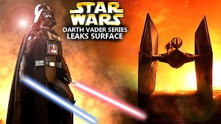 Darth Vader TV Series Leak Just Happened! Get READY  (Star Wars Explained)
