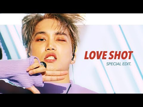 EXO (엑소) 'Love Shot' Stage Mix(교차편집) Special Edit.