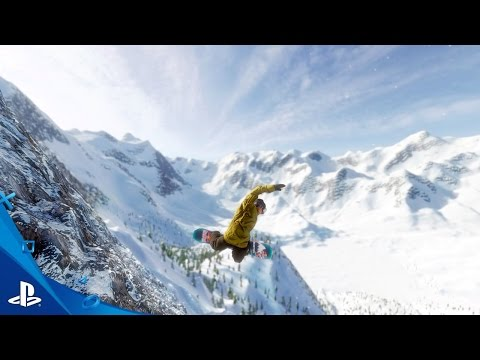 Mark McMorris Infinite Air Trailer