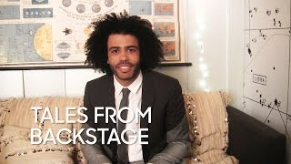 """Tales from Backstage: Daveed Diggs in """"Hamilton"""""""