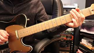 Country Guitar - Hot 'n' Spicy Lick #4