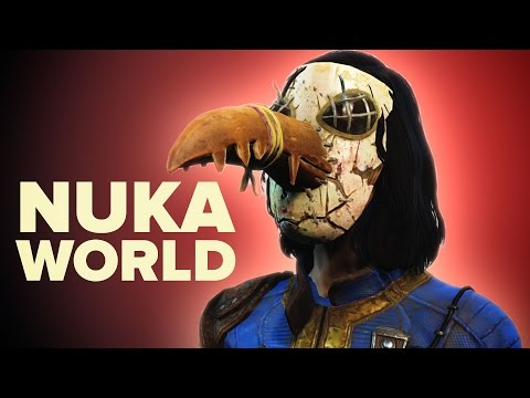 "Fallout 4 Nuka-World DLC ""Everything YOU Must See"""
