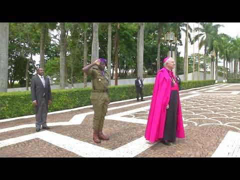Lettres de créance du Nonce Apostolique et des Amabassadeurs du Soudan et de la République Populaire de Chine - 06.07.2018