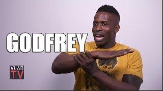 Godfrey on Marcellus Wiley Saying Kaepernick Played Black People (Part 12)