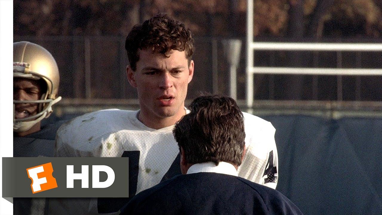 Vince Vaughn In Rudy >> Rudy (3/8) Movie CLIP - Rudy Sacks O'Hara (1993) HD - YouTube
