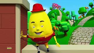 Humpty Dumpty Sat On A Wall | Nursery Rhymes | Baby Songs | Children Rhyme