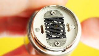 Coil-Less Vape Innovation!!!! The Joyetech Ultex T80 Kit!