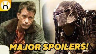 Thomas Jane Spoils The Predator Plot