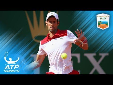 Novak Djokovic vs Dusan Lajovic