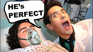 WHEN YOUR DOCTOR IS A FANBOY feat. Anthony Padilla